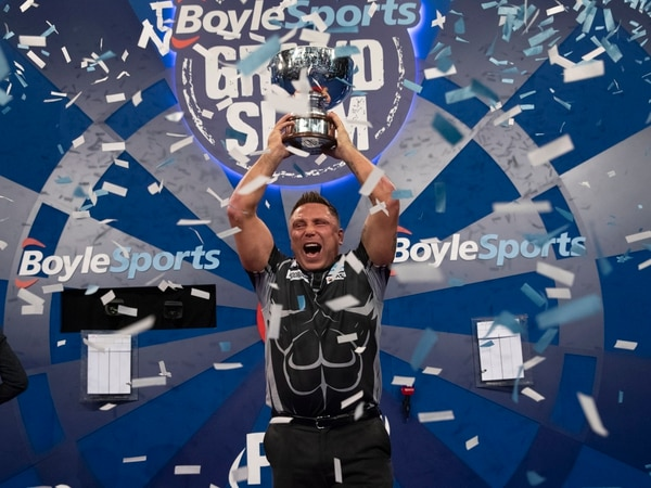 Gerwyn Price: I was in form of my life