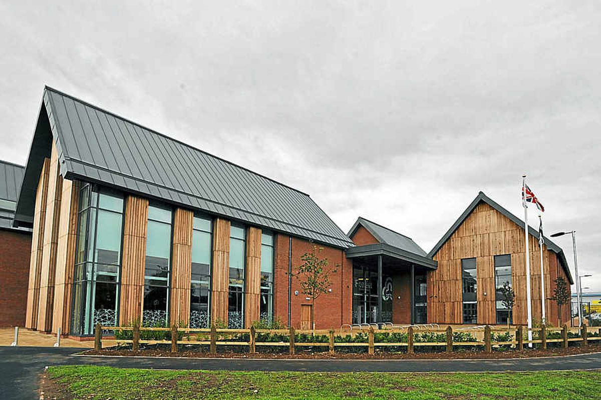 Kidderminster's Wyre Forest District Council HQ
