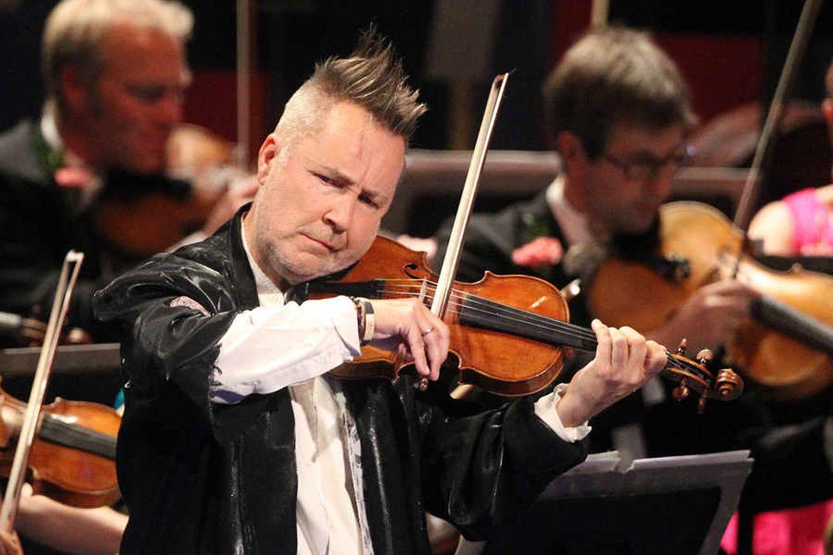 Review: Nigel Kennedy & Friends, Symphony Hall, Birmingham