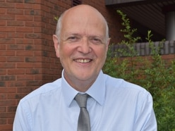 New Sandwell Council chief executive David Stevens was 'only candidate to apply'