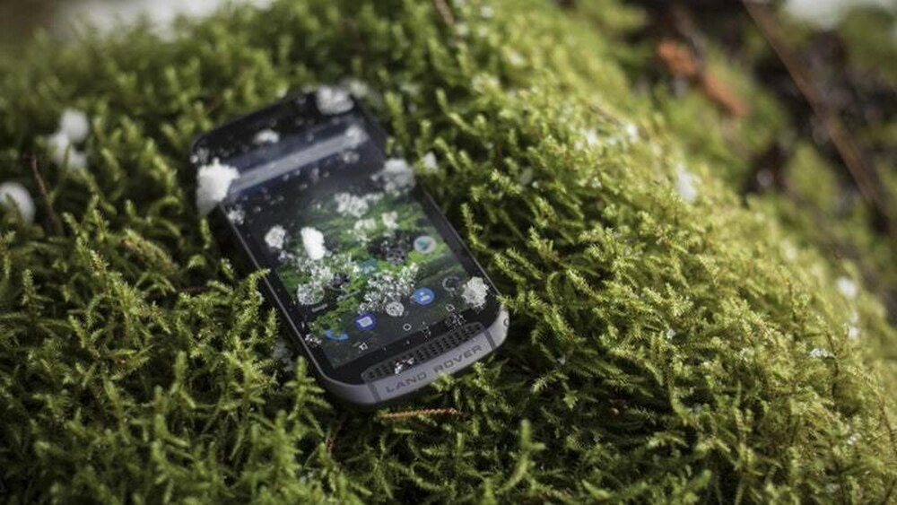 Land Rover unveils phone that's 'as tough as its cars'