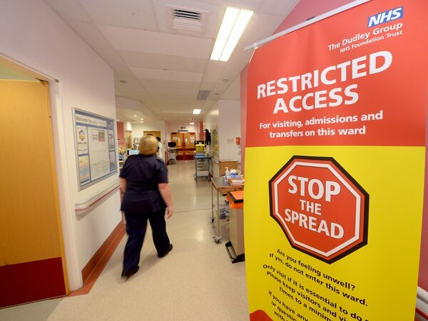 Anxiety, exhaustion and six deaths a shift: Dudley hospital staff on fighting coronavirus on the front line '