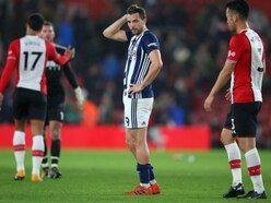 Southampton 1 West Brom 0 - Albion player ratings