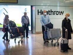 What is the advice for Britons struggling to travel home during pandemic?