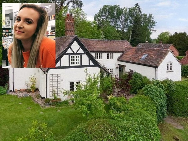 Wolverhampton woman, 23, wins £500,000 country farmhouse in raffle