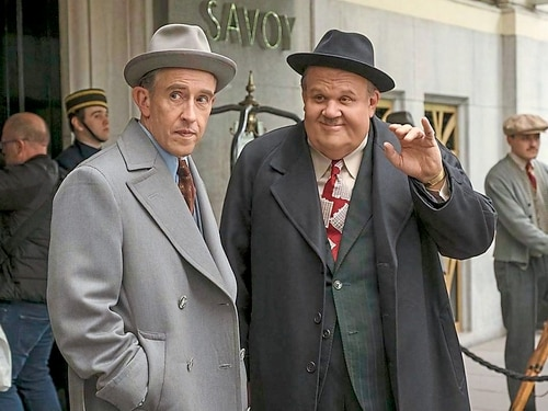 Stan and Ollie: Dudley's Showcase cinema hosts screening of Laurel and Hardy biopic filmed in the Black Country