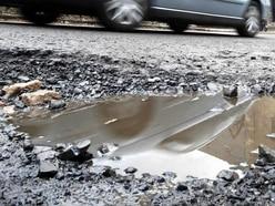 Fake pothole injury man caught running marathon