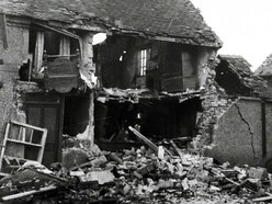 The day an 'accidental' 4,000-ton blast laid waste to a Staffordshire village