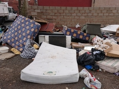 'We will track down fly-tippers' warning