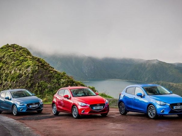 Europe's Hawaii: Sao Miguel from the seat of a Mazda 2