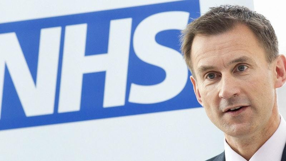 Hunt scraps 1% pay cap for nurses