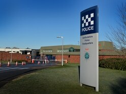 Three Staffordshire Police officers sent home over custody coronavirus fears