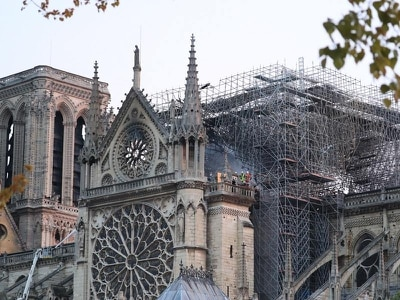 Work to restore fire-ravaged Notre Dame expected to begin later this year
