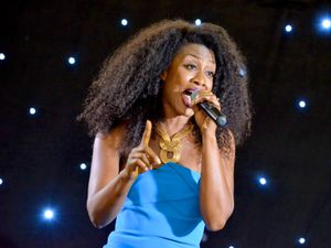 Beverley Knight will be part of a star-studded panel for Starstruck