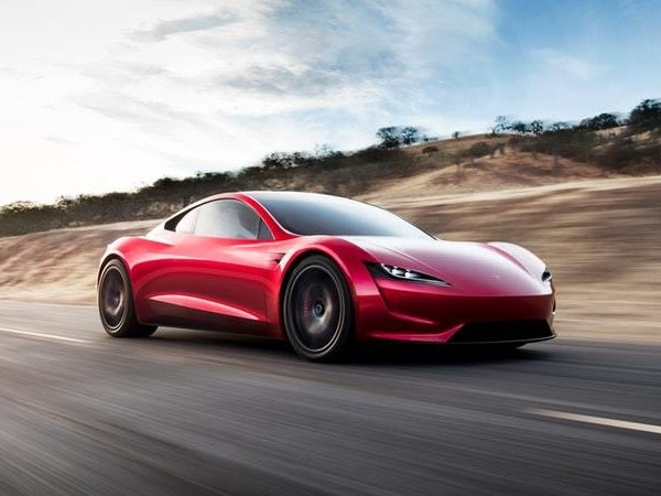 New Tesla Roadster has 250mph top speed and 620-mile range