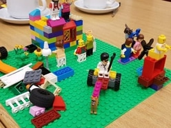 Councillors play with Lego in workshop to 'build relationships with communities'