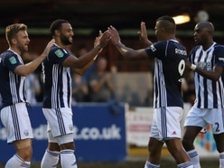 Carabao Cup: Accrington Stanley 1 West Brom 3 - Report and pictures