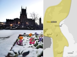 Snow and icy conditions expected in the wake of Storm Caroline
