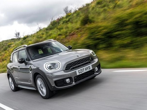 UK Drive: The Mini Countryman S E Hybrid is fun to drive but surprisingly thirsty