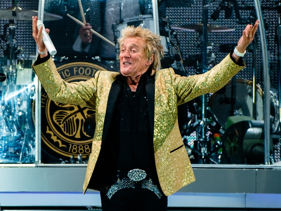 'I'm not going to take my trousers down, not this time': Rod Stewart talks ahead of Wolverhampton Molineux show