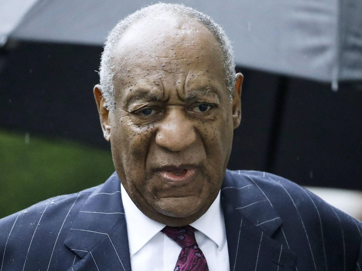 Bill Cosby grins in new prison photo