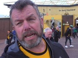 'Over to Man City now to finish the job!' Wolves fans dreaming of Europe after Fulham win - WATCH