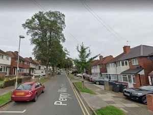 Perry Wood Road, Great Barr Photo: Google