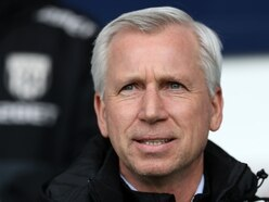 Alan Pardew announces he will speak to West Brom board about his position