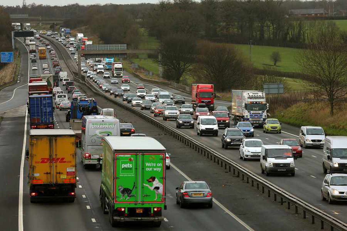 200 lorry drivers on Midland motorways exceed permitted working hours