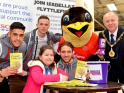 Isabella Lyttle: Fundraising campaign for brave youngster supported by Saddlers stars