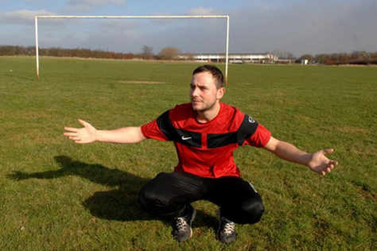 Fears for future as club is told to vacate pitches