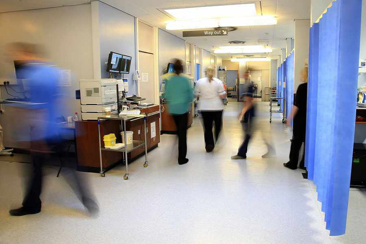 2,300 assaults on West Midlands NHS staff in a year