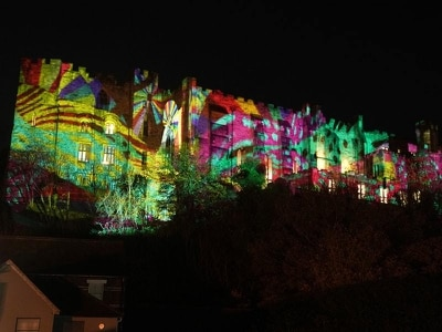 In Pictures: Lumiere Durham brightens up city's winter nights