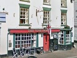 Three women injured in two attacks outside Bridgnorth pub