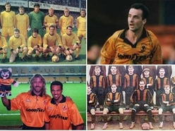 Wolves home kits through the years