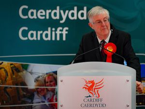 Welsh First Minister Mark Drakeford is elected as Cardiff West MS