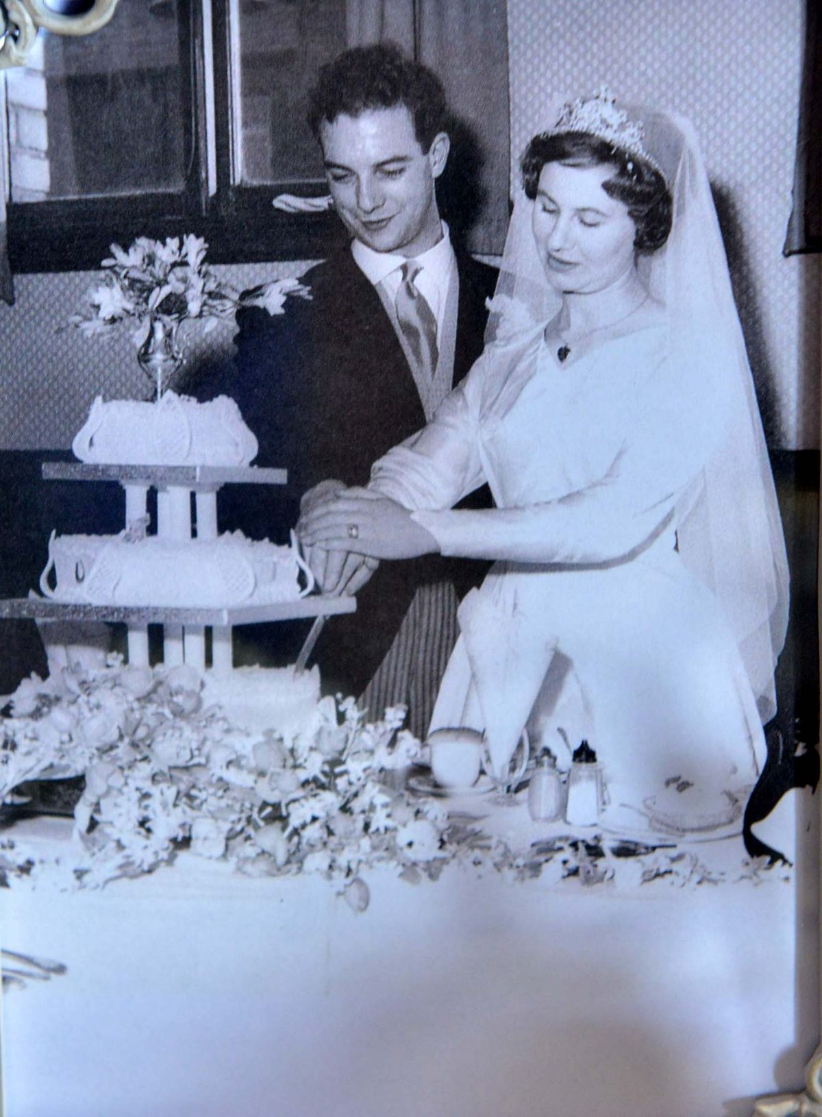 The couple married in Castle Bromwich