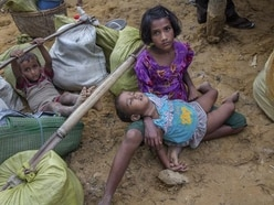 Rohingya child refugees facing 'hell on earth' – Unicef