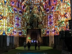 Lichfield Cathedral show attracts 13,000