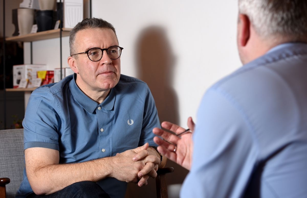 Tom Watson was speaking to political editor Peter Madeley