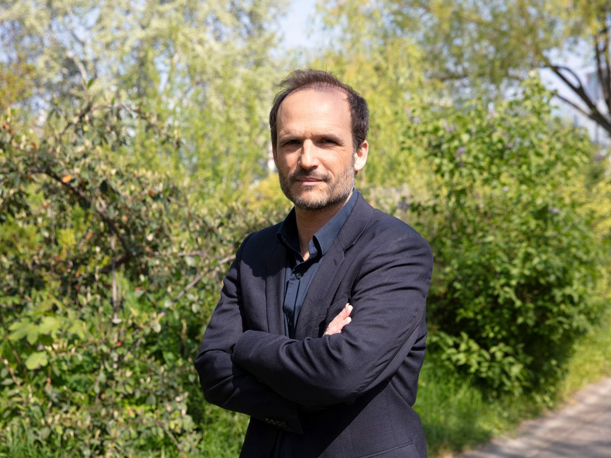 Thomas Lilti, the director of hit French medical drama Hippocrate