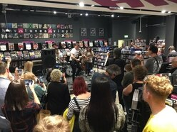 Merry Hill and Wolverhampton HMV stores host latest live music events
