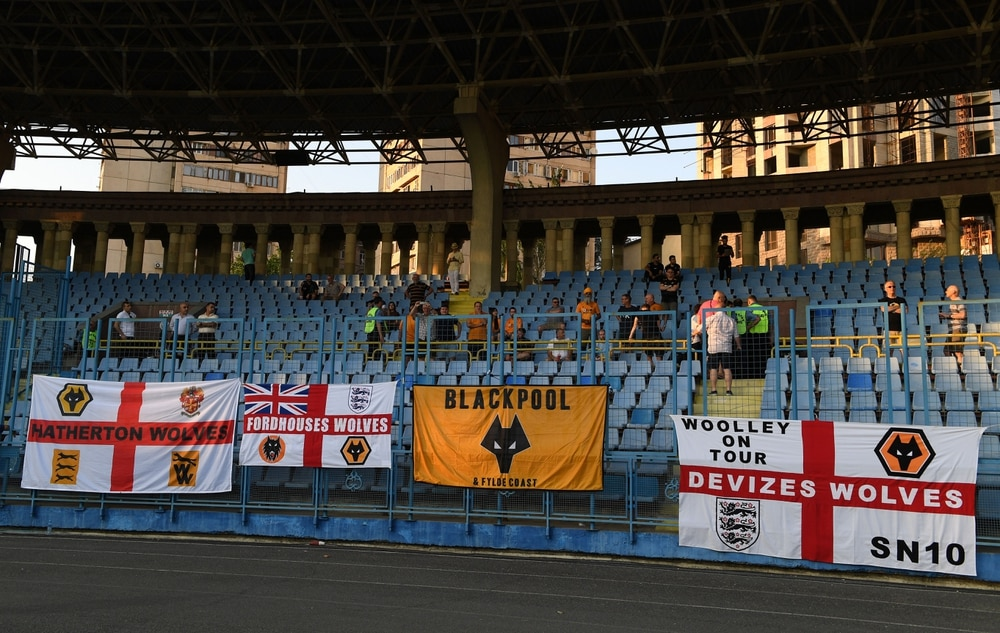 Wolves fans thanked by Conor Coady for making Armenia trip