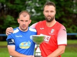 Jason Francis: Emotional day as football match held in tragic sportsman's honour