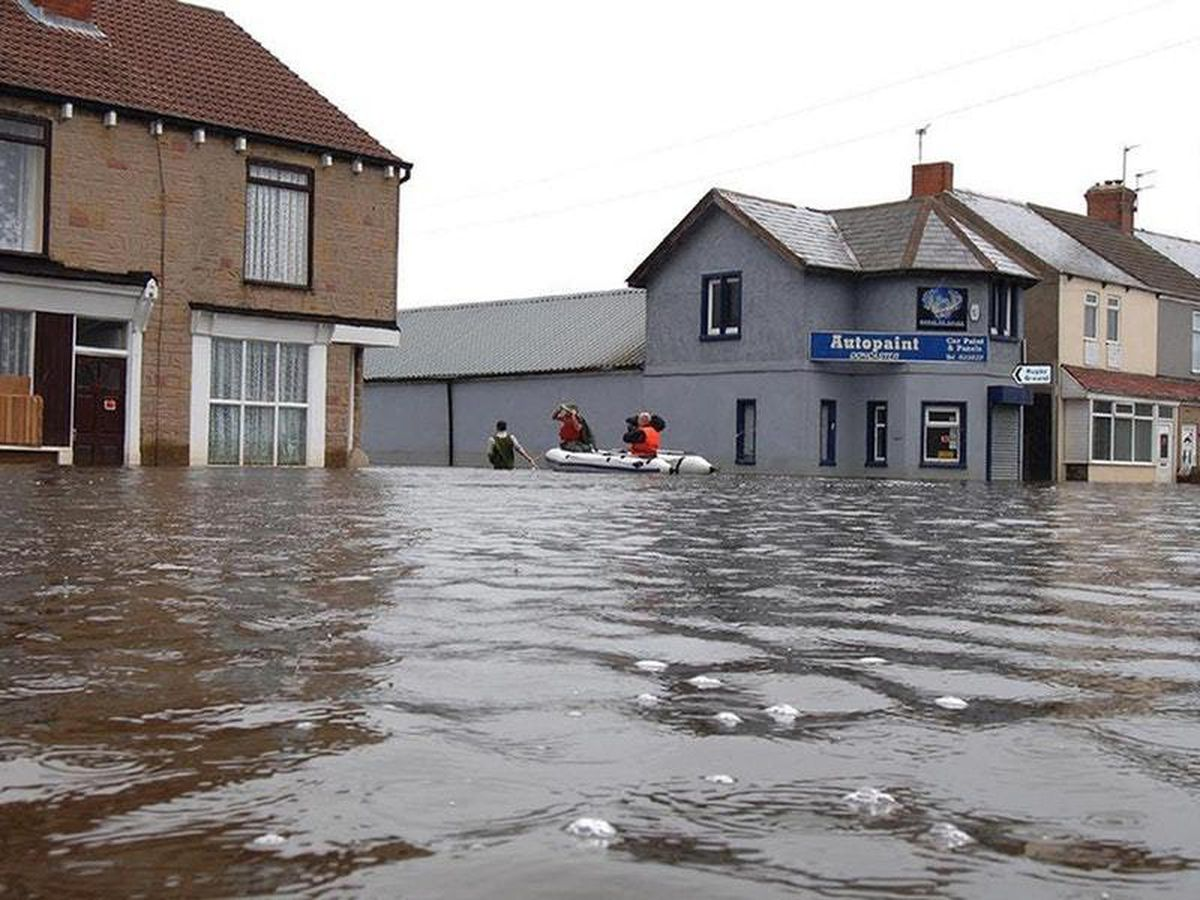 Flooding in Doncaster