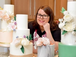From towering tiers to chocolate cup cakes - seven decades of wedding confectionary