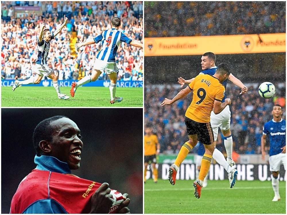 Opening days to remember for Wolves, West Brom and Aston Villa