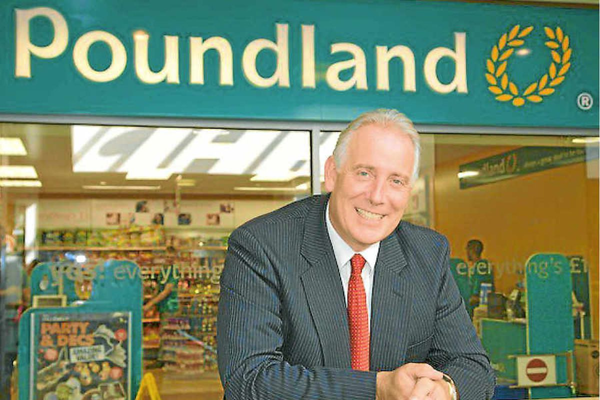 25 years of the Poundland empire