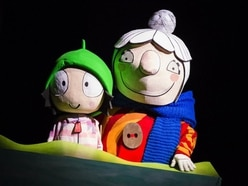 Sarah and Duck Big Top Birthday, Old Rep Theatre, Birmingham - review