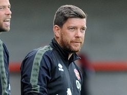 Darrell Clarke has to see more from Walsall